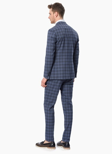 NetWork Takım Elbise İndigo